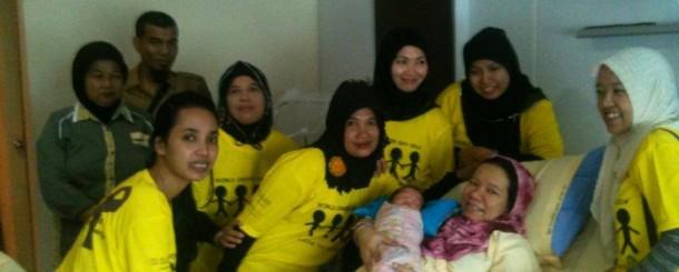 Congrats for the new baby! Dr Riri – Pekan Baru